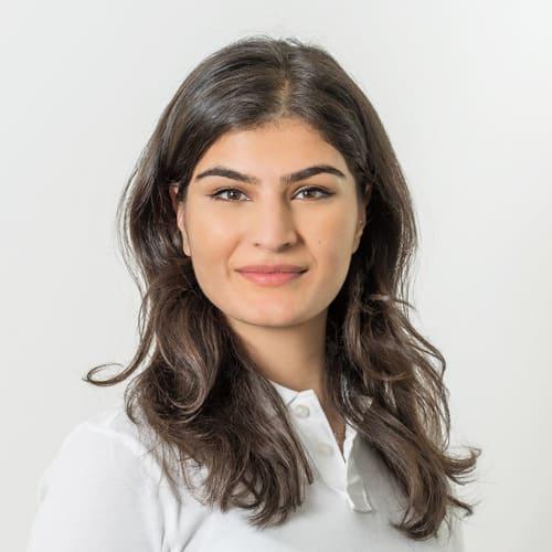 Arezo Najafi / Auszubildende